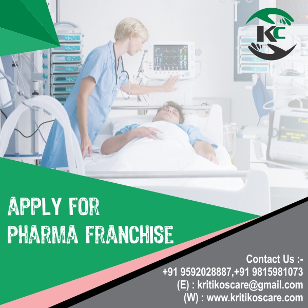 Critical Care Medicines Franchise in Bihar
