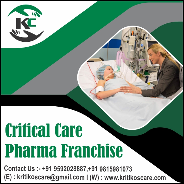 Critical Care Medicines Franchise Company in Uttar Pradesh