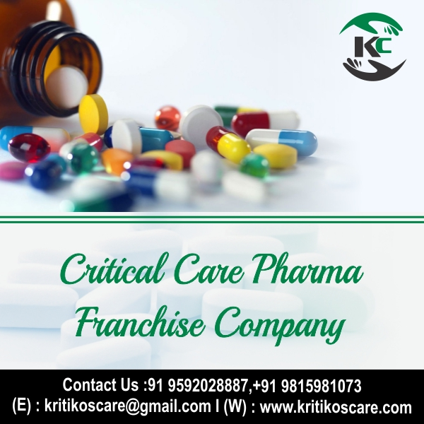 Critical Care Franchise Company in Gujarat